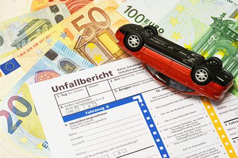 Europäischer Verkehrsunfallbericht   VPV Versicherungen